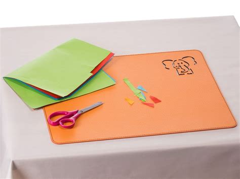 Orange Table Mats And Coasters by 1000 Ideas About Orange Placemats On