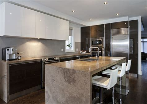 modern kitchen ideas pinterest scavolini modern kitchen dark wood glossy white lacquer