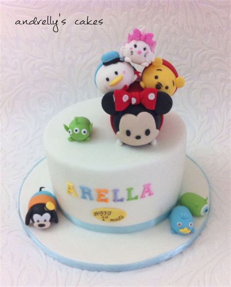 Cake Topper Tsum Tsum Poohfriends 17 best images about disney tsum tsum festa inspira 231 227 o on