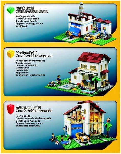 lego creator family house lego family house instructions 31012 creator