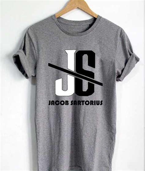 Tshirt Kaos Jacob Sartorius Cloth unisex premium jacob sartorius logo t shirt design clothfusion