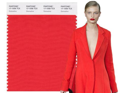 fall 2017 colors pantone pantone s top 10 fall 2017 colors from new york fashion