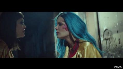 now or never testo halsey ascolta qui il nuovo singolo now or never