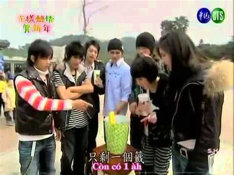 hana kimi taiwan new year special vietsub hana kimi special new year part 1 s h e vf