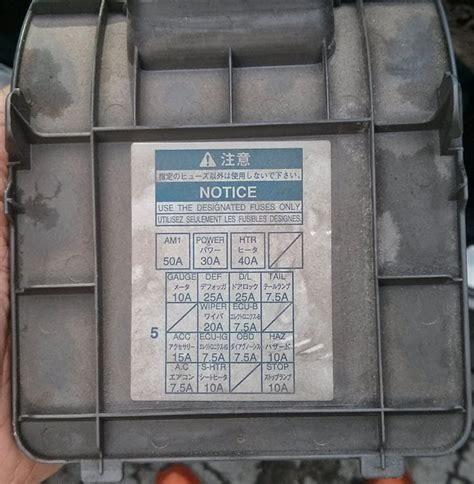 yaris mk1 fuse box wiring diagram with description