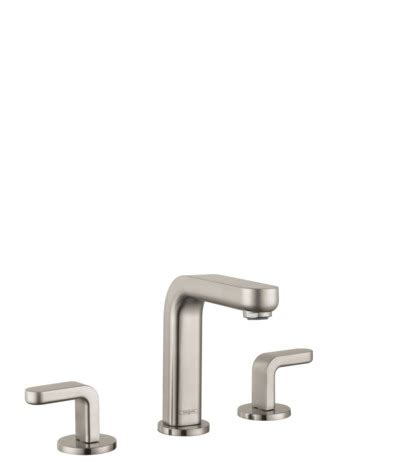 Pro Hansgrohe Usa by Metris S Washbasin Faucets Brushed Nickel 31067821