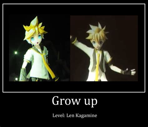 Grow Up Vocaloid By Dragonazul15 On Deviantart