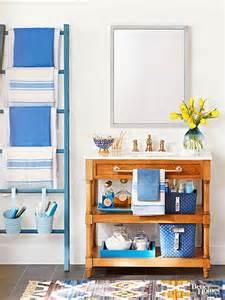 easy bathroom decorating ideas bhg style spotters