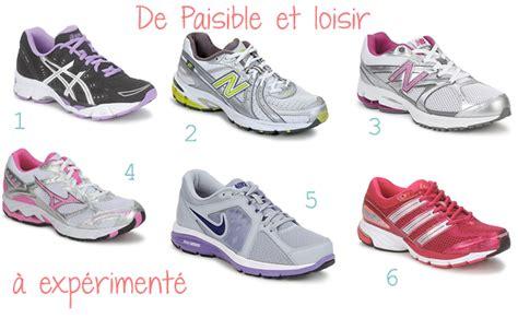 Chaussure Tapis De Course by Chaussure Tapis De Course Les Foulees De Las Fas