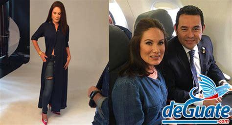 fotos de gloria calzada con du novio jimmy morales viaj 243 en clase econ 243 mica deguate com