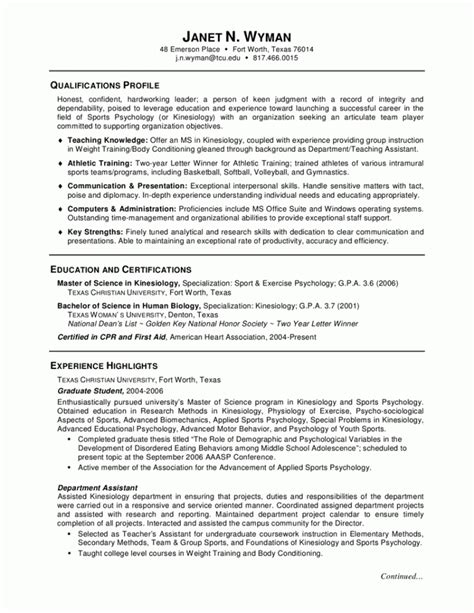 Resume Exles For Graduate Students by Graduate School Application Resume Template Best Resume Collection