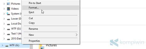 membuat bootable usb ntfs cara membuat bootable flashdisk dari file iso untuk instal