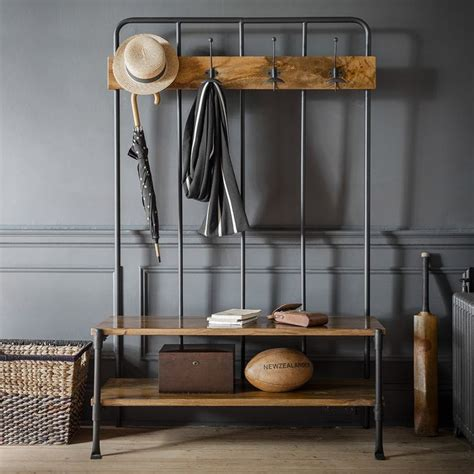 Entryway Bench Small Best 25 Hall Stand Ideas On Pinterest Hallway Tree