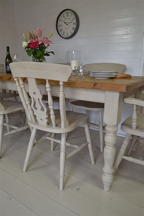 Grey Painted Dining Room Furniture 25 Best Ideas About Country Dining Tables On Redoing Kitchen Tables Country Dining