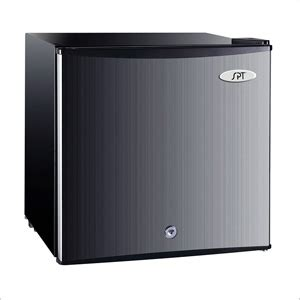 sunpentown uf ss upright compact freezer