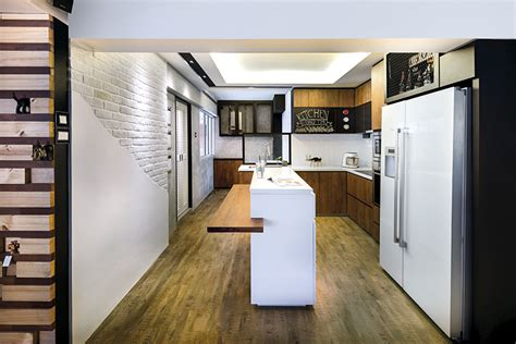 Home Design Kitchen Island by 14 Kitchen Island Designs That Fit Singapore Homes