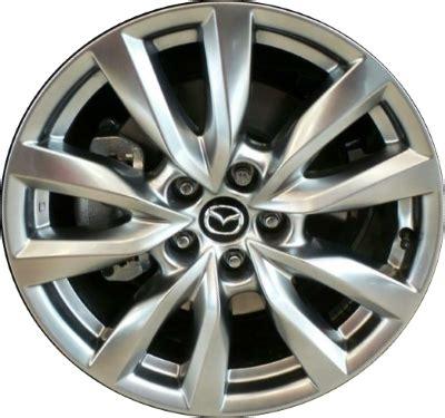 2007 mazda cx 9 tire size mazda cx 9 wheels rims wheel stock oem replacement