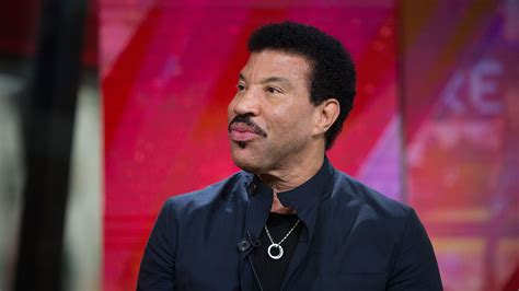 Richie Is Media by Lionel Richie I Ll Play It By Ear At Kennedy Center