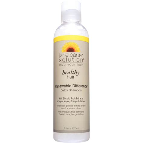 Renewable Difference Detox Shoo solution renewable difference detox shoo
