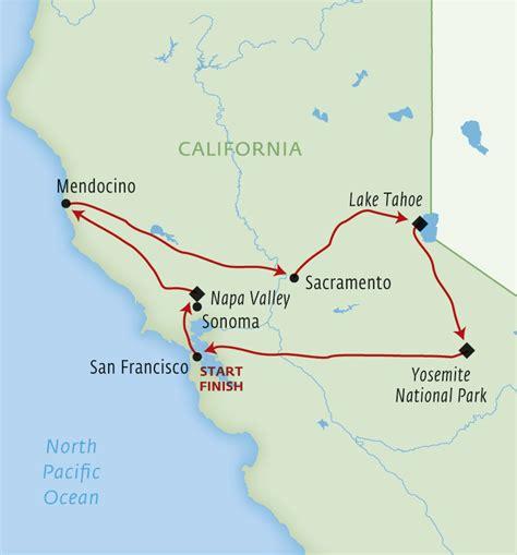 san francisco highlights map add to wishlist