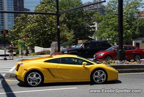 Lamborghini Ga Lamborghini Gallardo Spotted In Atlanta On 05 23
