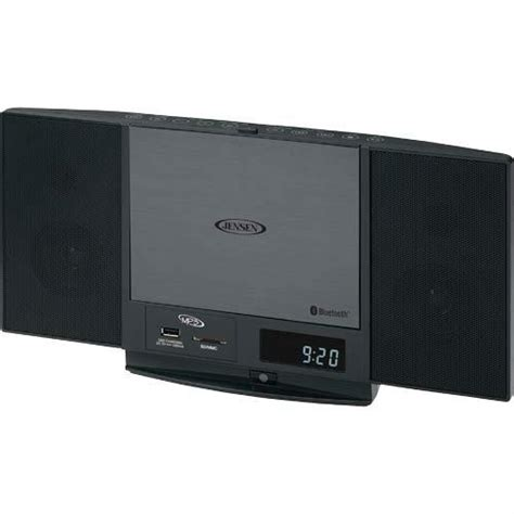 Bluetooth Shelf System by Jbs 300 Bluetooth Shelf Top Audio System Ipod And