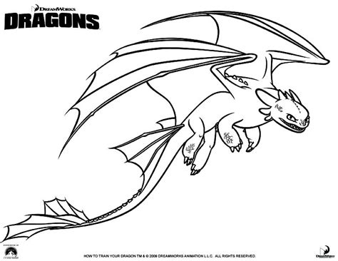 coloring pages train dragon coloring page how to train your dragon 3