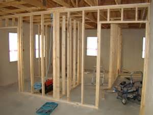 Closet Framing by Interior Framing Tedspassivesolarhouse S Weblog