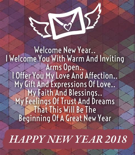 new year 2018 messages happy new year 2018 wishes for with images