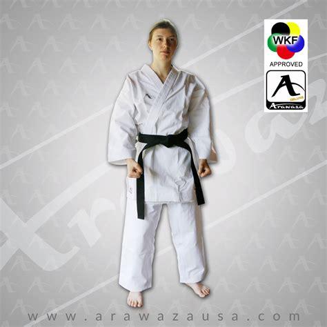 Arawaza Karategi Deluxe Karate Wkf Approved Original arawaza kata deluxe wkf approved arawaza usa