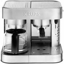 view all krups espresso machines