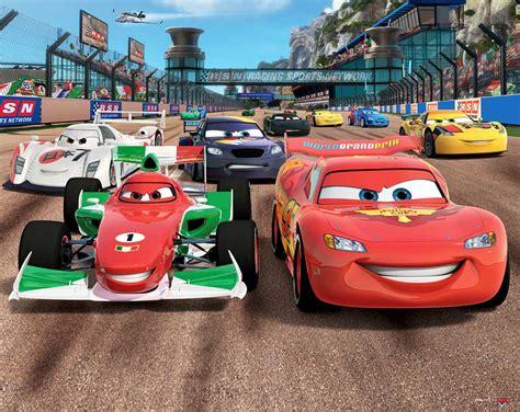 disney cars fototapete kinderzimmer disney pixar cars lightning