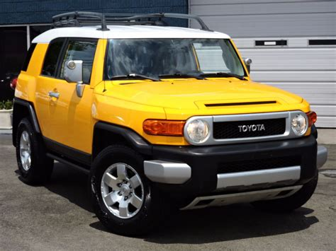 toyota cruiser 2007 used 2007 toyota fj cruiser at auto house usa saugus