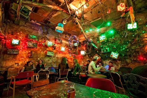 top 10 bars in budapest the best bar you ll ever go to the ruin bar in budapest