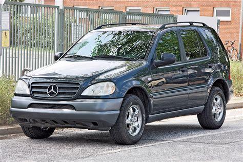 gebrauchte wagen de gebrauchtwagen check mercedes ml 320 bilder autobild de