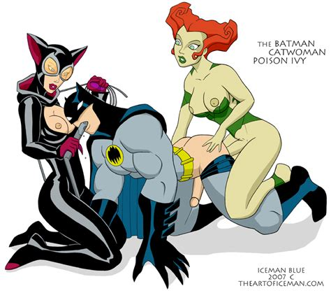Poison Ivy Catwoman Fuck Batman Dc Group Sex Pics Superheroes Pictures Pictures Luscious