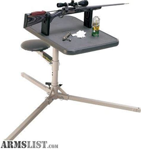 caldwell stable table shooting bench object moved