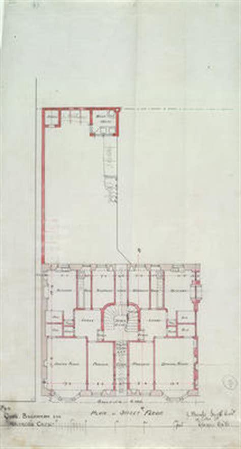 tenement floor plan theglasgowstory tenement plan