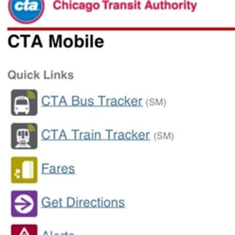 Cta Tracker Phone Number Cta Tracker Local Services Near West Side Chicago Il United States
