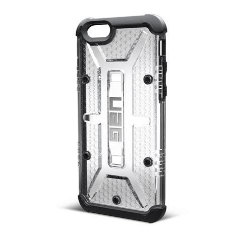 Uag Iphone 6 6g 6s Armor Gear Cover Bumper Hardcase Black genuine uag rugged phone armor gear composite