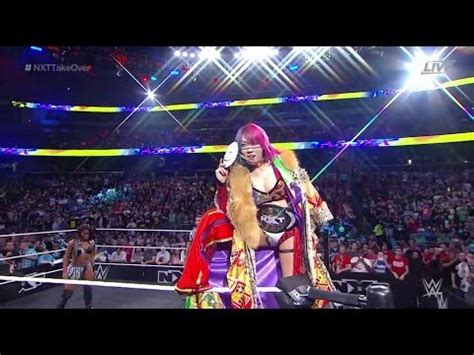 Wwe Nxt Take Orlando 2017 Film Wwe Nxt Takeover Orlando April 1 2017 Asuka Vs Ember Moon Nxt Women S Chionship 4 1 17