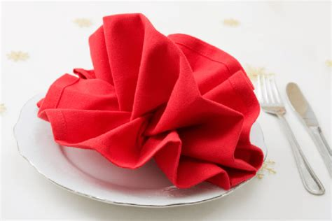 Creative Paper Napkin Folding - 68 beautiful napkins fold to dress up your table
