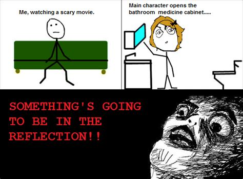 Funny Horror Movie Memes - funny scary meme comics image memes at relatably com