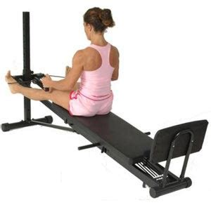 new total vigorfit 3000 xl w power pilates kit ebay