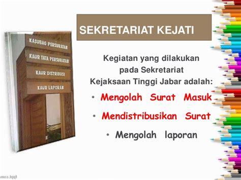 Yurisprudensi Hukum Acara Perdata Bagian 2 Pihak R Soeroso penerimaan dan penyortiran surat masuk sistem buku agenda