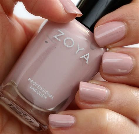 It S Naturel With An Quot E Quot In The Six Piece Zoya Naturel