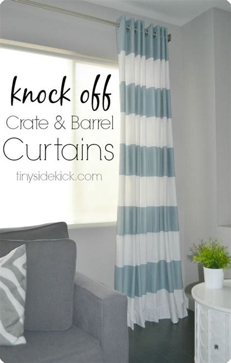 crate barrel curtains turn a shower curtain into a window panel crate barrel