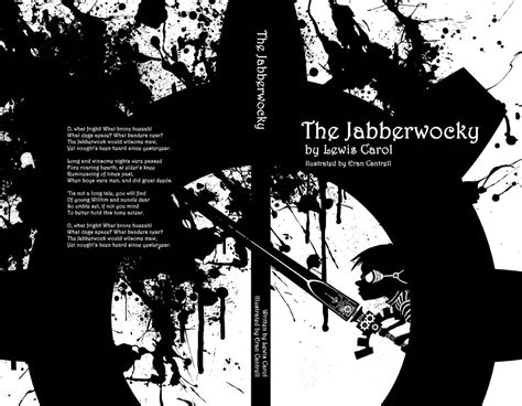printable version of jabberwocky the jabberwocky cover by eranfolio on deviantart