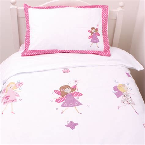 Bed Cover Set 3d Uk 160x200 magic children s cot bed duvet cover set