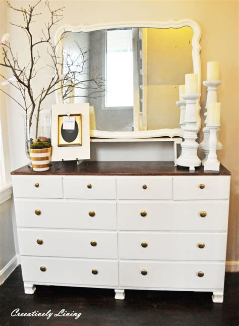 Entryway Dresser Dresser Makeover She S A Now Creatively